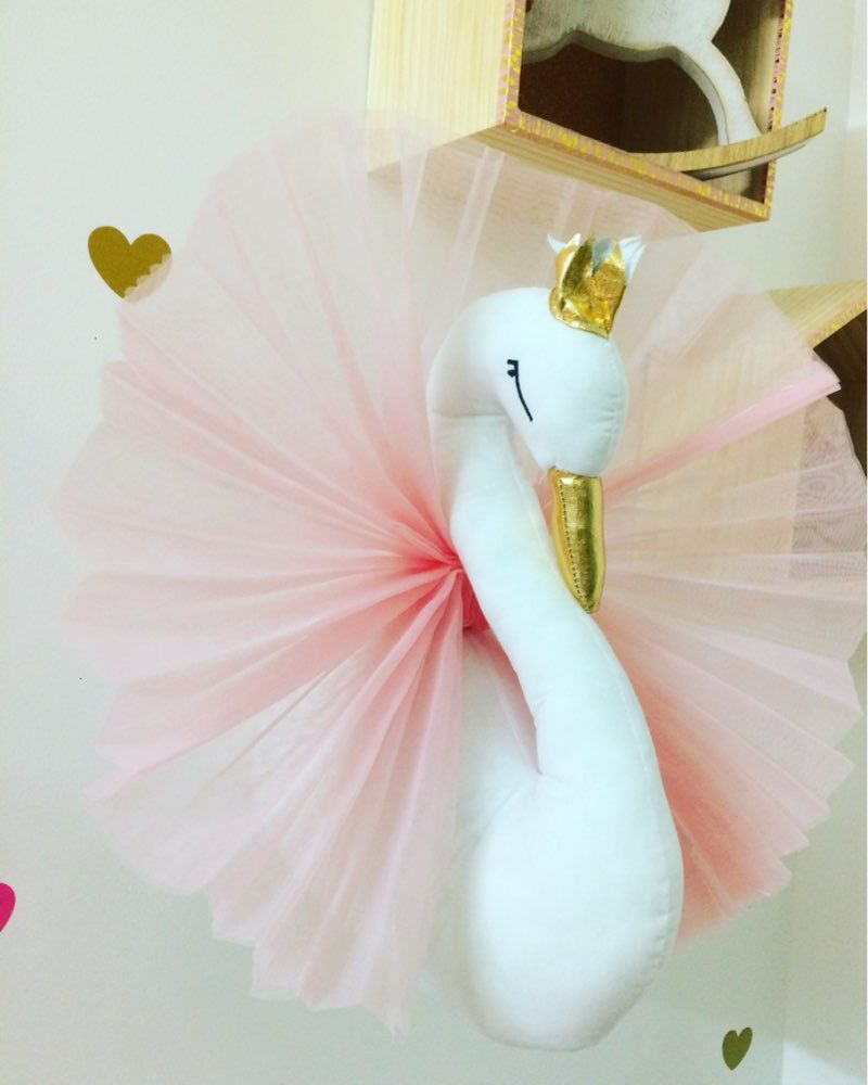 swan hanging