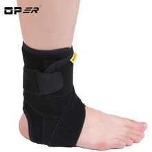 OPER Ankle Brace Support Guard ankle Professional Ankle Elastic Bandage Band Sports Football Medical Protection Therapy ankle(China)