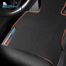 Airspeed Car Floor Mats for BMW 5 Series E60 G30 Car Floor Carpets Covers Foot Mats Pads Interior Car Accessories Car Styling(China)