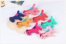 korean boutique cute fashionable animal kids kids girls little pony hair clips hairclips ornaments hairpins accesories MT-30