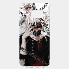 Tokyo Ghoul Shackle Compact Cover Case For Samsung Galaxy Note 7 6 5 4 3 2 i9220 Nexus i9250 i8552 i9082 N9150 i9003 Phone cases(China)