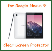 5pcs Ultra Clear Screen Protector Protective Film for Google Nexus 9 8.9 inch Tablet PC No Retail Package