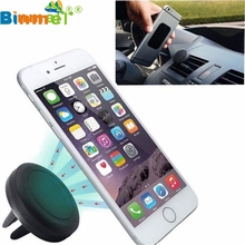 Factory Price Binmer New Car Magnetic Air Vent Mount Holder Stand for Mobile Cell Phone iPhone GPS UF Drop Shipping Dec2 Dec2(China)
