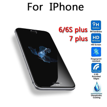 MLLSE  Tempered Glass For Apple iPhone 6 6S 7 plus screen Protector Film 5.5 inch  9H Hardness Explosion Proof Screen Protection