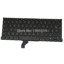 French Keyboard For Apple Macbook Retina A1502 French Keyboard Replacement 2013