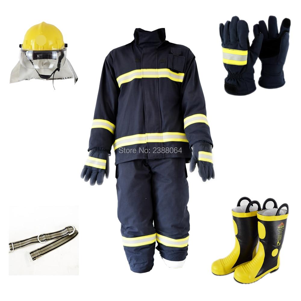 FIRE SUITS (2) -