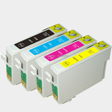 4Color T0691 T0691-T0694 ink Cartridge Compatible for Epson NX 415 NX 510 NX 515 CX 5000 6000 7000F Printer(China)
