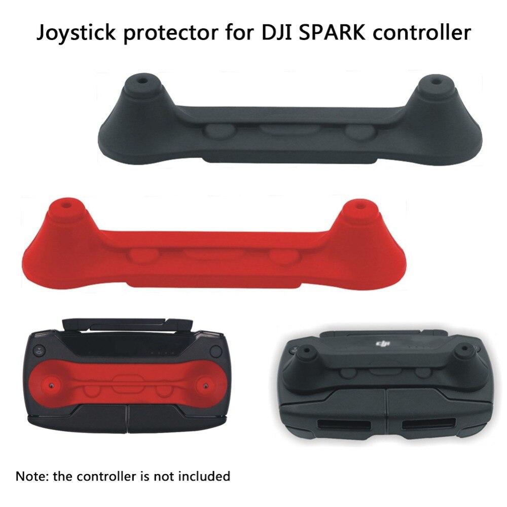 Transport Clip Controller Transmitter Protector Thumb Stick Anti-Shake Connected Rocker Joystick Holder Bracket for DJI Spark