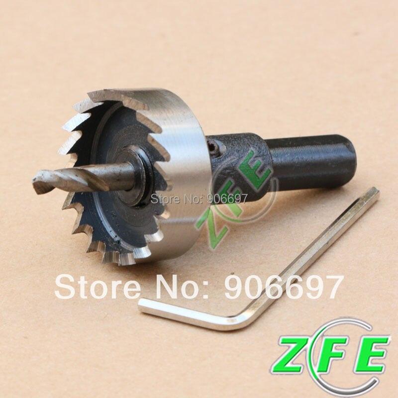1Pc  Hole Saw Tool Iron Cutting HSS Twist Drill Bit/  40mm<br><br>Aliexpress