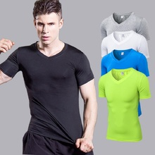 2017 Hot USA Soccer Jersey Breathable T-Shirt Men Sport Running Jersey Sportshirts Mannen Fitness Quickly Dry Tops Jogging Shirt