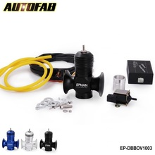 AUTOFAB - Universal Electrical Turbo Diesel Dump Blow Off Valve Kit For VW TRANSPORTER T4 T5 All Turbo Diesel Car AF-DBBOV1003