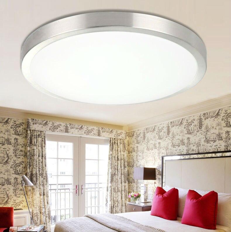 LED ceiling lights Dia 350mm 220V 230V 240V 16W 36W 45W Led Lamp  Modern Led Ceiling Lights For Living Room Support