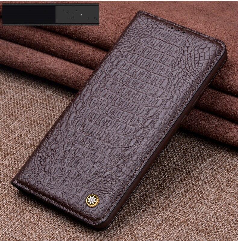 For Xiaomi Mi 9 Case Mi9 Cover Luxury Geniuine Cowhide Leather Soft Silicone Cases for Xiaomi Mi9 Case Flip Cover Case20