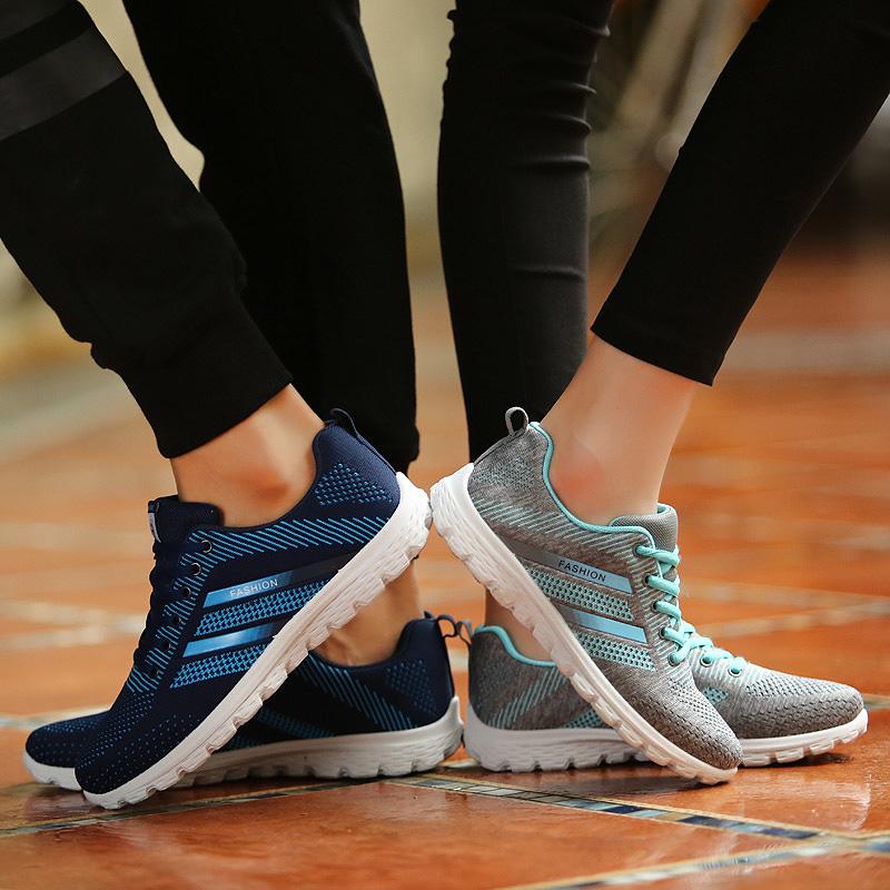 JYRhenium Sneakers Shoes Men Running Shoes 17 Lovers Outdoor Men Sneakers Sports Breathable Trainers Jogging Walking Shoes 39
