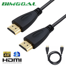 HDMI Cable 1M 2M 3M 5M 10M 15M 20M HDMI to HDMI Cable HDMI 1.4 4K 1080P 3D for PS3 Projector HD LCD Apple TV Computer Cables