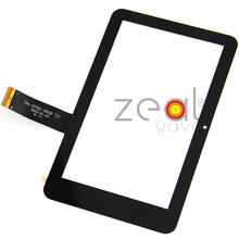 20pcs/Lot Digitizer 7nich Touch Screen Glass Panel Replacement  For Freelander PD10 PD20 3G 04-0700-0618 V2 FPC3-TP70001AV2/