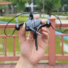 Mini RC Drone Smart SMRC 603 4CH Real Time Video FPV Quadcopte selfie RC Dron With HD Wifi Camera Profession Helicopter boy toys(China)