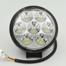 "CZG-21W round 4"" inch 21W LED working head light Car accessory hot sale led auto light from direct manufacturer led work lamps"