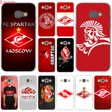 Lavaza Spartak Moscow Russia football Case Cover for Samsung Galaxy A3 A5 J3 J5 J7 2015 2016 2017 & Grand Prime Note 2 3 4 5(China)