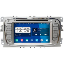 Winca S160 Android 4.4 System Car DVD GPS Head Unit Sat Nav for Ford Focus 2008 - 2011 with Wifi / 3G Host Radio Stereo