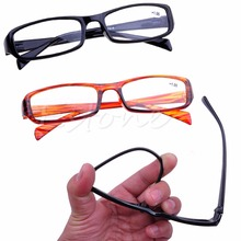 1pc Reading Glasses New Resin Reading Presbyopia Glasses +1.00 1.50 2.00 2.50 3.00 3.50 4.00 Diopter