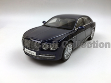 * Blue Kyosho Diecast Model Car for 1:18 Bentley Flying Spur W12 Peacock 2016