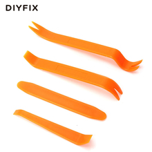 Buy DIYFIX 4Pcs Auto Car Audio Removal Installer Pry Repair Tool Kit Car Radio Panel Door Clip Trim Dash Hand Tools Set for $2.59 in AliExpress store