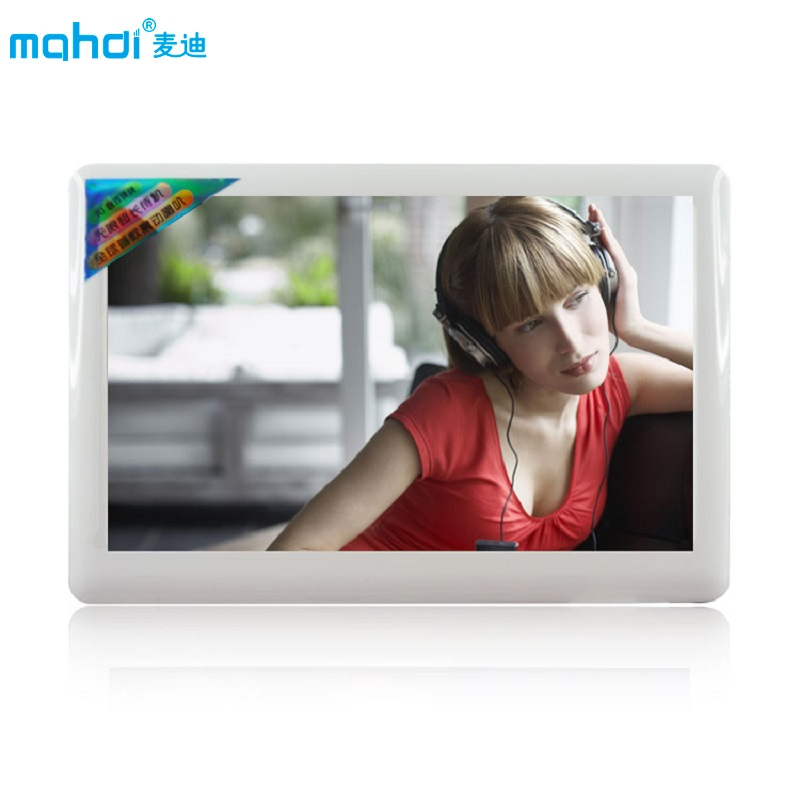 Mahdi MP 4 Player 8G 5 Inch MP4 Touch 720P HD Screen With Rechargeable Removeable Battery Support Video Music Recording Gaming(China)