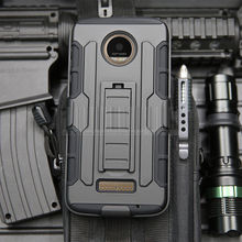 3in1 Hybrid Shockproof Armor Cases Belt Clip Holster Shell Covers For Motorola Moto Z/Force/Z Play Droid/E3/X Style/G4 G5 Plus @