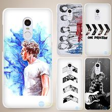 Niall Horan One Direction Hard White Cell Phone Case Cover for Xiaomi Mi Redmi Note 3 3S 4 4A 4C 4S 5 5S Pro