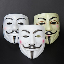 1Pc Mask V For Vendetta Anonymous Film Guy Fawkes Face Mask