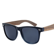 Authentic Polarized Sunglasses Wooden Man Driver Dazzle Colour Film Lens Sunglasses Woman Tide Restoring Ancient Ways Of Glasses