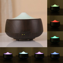 Colorful Aroma Air Freshener LED Aroma Diffuser Essential Oil Ultrasonic Air Humidifier Purifier Atomizer Home Deco Vovotrade
