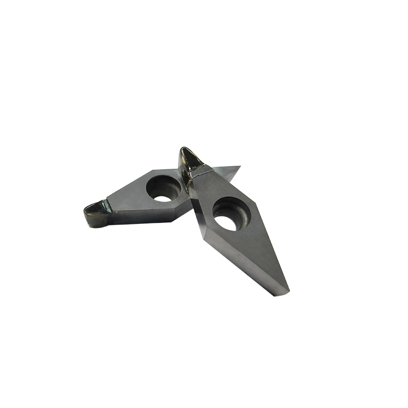 2pcs NEW PCD VCGT110304-1NF PCD Diamond CNC blade insert high quality