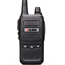 Super capacity battery Military quality  10W HELIDA T-989 model professional FM transceiver walkie talkie radio