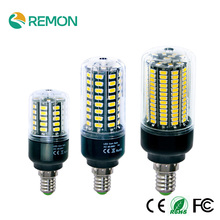 E27 E14 5736 SMD High Lumens Flicker 85V-265V3.5W 5W 7W 8W 12W 15W LED Corn Bulb light Constant Current 28-156LEDs Lamp - Asign Regan Cross-border Trade Store store