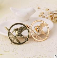 Fashion Trendy Jewelry The Hunger Games  2016 Popular Vintage Style Birds Brooches
