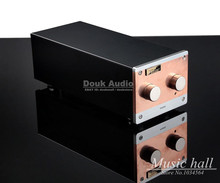 Music Hall HiFi EAR834 MM Phono Pre-Amplifier 12AX7 Valve Tube PHONOBOX Preamp Finished Product 110~240V