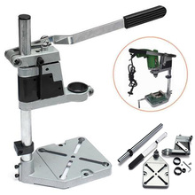 Bench Drill Press Stand Workbench Repair Tool Clamp for Drilling Collet Power Accessories
