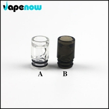 1pcs New Plastic Drip Tip Mouthpiece For 510 Atomizer Electronic Cigarette Drip Top Cap for E Cig RDA RBA RTA RDTA Atomizer