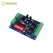 Best price Constant Current 700ma High-power 3CH RGB dmx Controller DMX512 decoder For led floodlight LED Wall washer lamp(China)