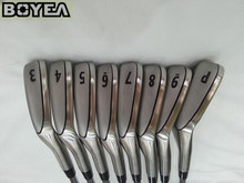 Brand New Boyea 716 Iron Set MB-T Golf Forged Irons Golf Clubs 3-9P Regular and Stiff Flex Steel Shaft With Head Cover