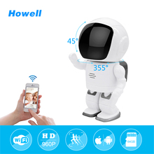Howell Robot Camera IP Wifi Baby Monitor hd 960P 1.3MP Wireless CCTV Surveillance Security Camera IR Night Vision Camara IPcam