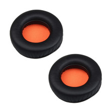 Hot!Binmer Top Quality Replacement Ear Pads Cushion Earpad For Razer Kraken Pro Gaming Headphones Big Earphone Accessories Jan14
