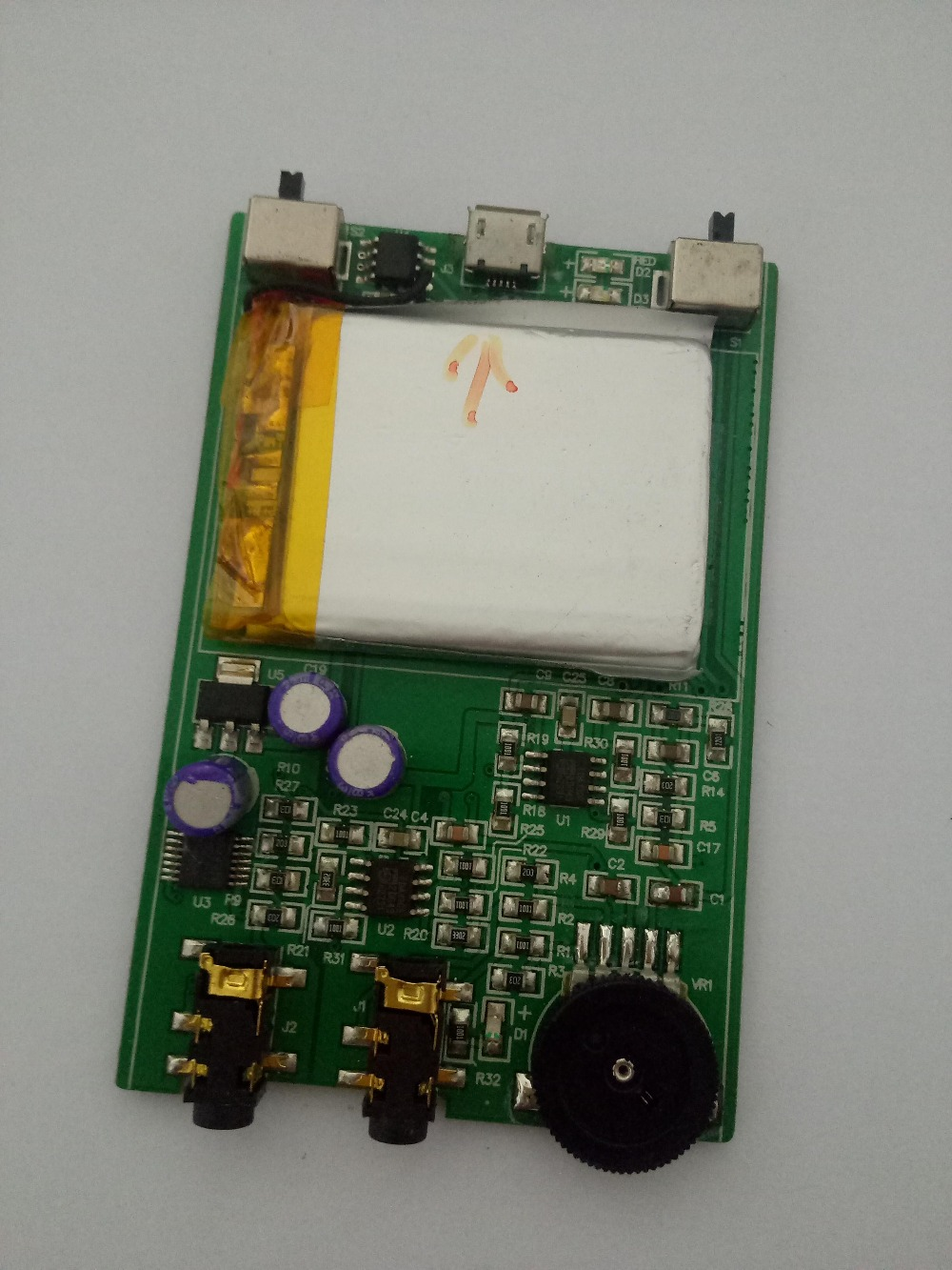 SaoMai Audio HIFI headphone amplifier