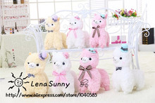 35cm/45cm Japanese Alpacasso Soft Toys Doll ,Giant Stuffed Animals Lama Toy ,Kawaii Alpaca Plush Kids Alpaca Christmas Gift