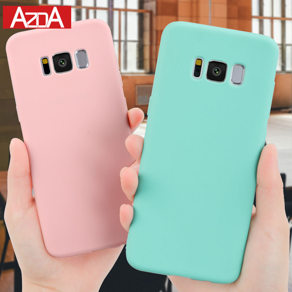 Soft Silicone TPU Cover for Samsung Galaxy A3 A5 A7 J1 J2 J3 J5 J7 2016 2017 S5 S6 S7 Edge S8 Plus Grand Prime Cases Note 8