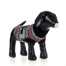 Stylish Trendy Small Dog Pet Cat Sweater Xmas Deer Knitwear Coat Clothes Apparel(China)