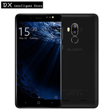 BLUBOO D1 MTK6580A Quad-Core Smart phone 5.0 inch HD 2GB+16GB Android 7.0 CellPhone 8MP Dual Cameras 3G Fingerprint Mobile Phone