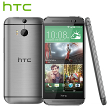 Brand New HTC One M8 M8T Mobile Phone 5.0 inch Snapdragon 801 Quad Core 2GB RAM 16GB ROM 3 cameras Android Smart Phone(China)